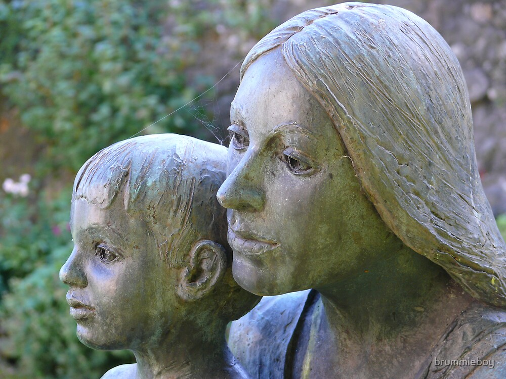 Mother and Child by brummieboy