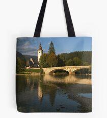 Bohinj Jezero, Slovenija Tote Bag