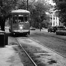 St. Charles Streetcar #907 - New Orleans, LA by Daniel  Rarela
