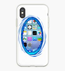 Portal iOS iPhone Case iPhone Case