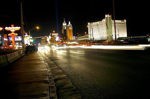 Night Las Vegas 1 by GetCarter