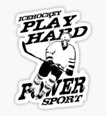 Icehockey Sticker