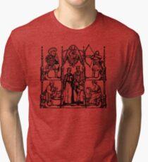 June Faire 2017 Print Tri-blend T-Shirt