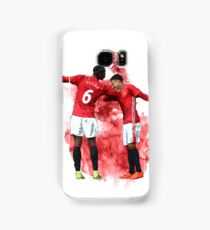 Pogba and Lingard Art - Dab Samsung Galaxy Case/Skin
