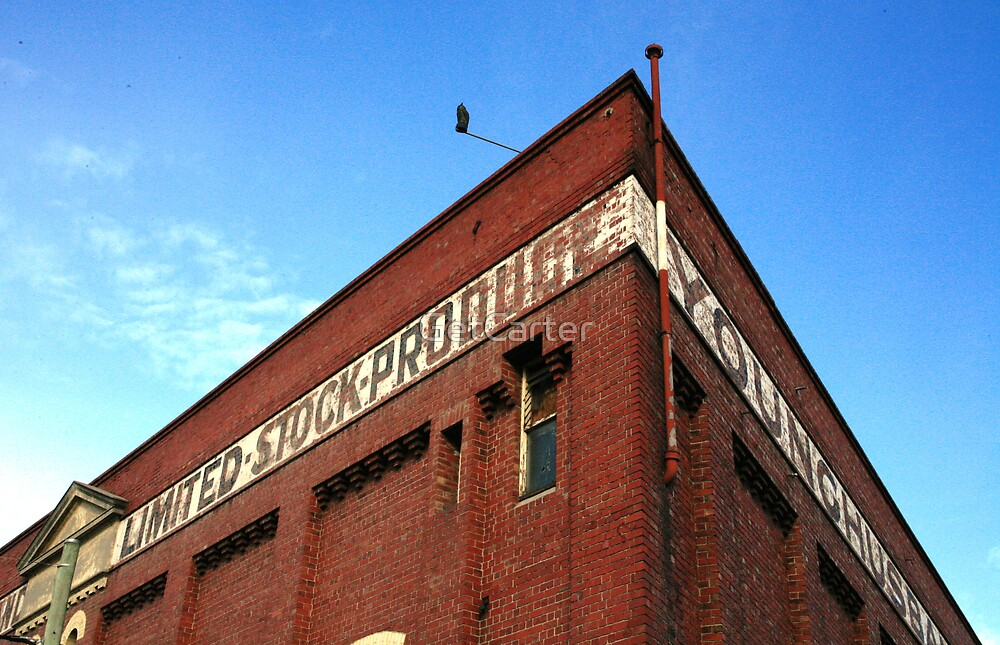 Old Produce Warehouse by GetCarter