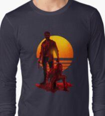 Logan Sunset Long Sleeve T-Shirt