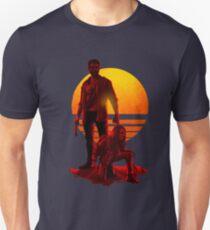 Logan Sunset Slim Fit T-Shirt