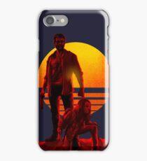 Logan Sunset iPhone Case/Skin