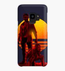 Logan Sunset Case/Skin for Samsung Galaxy