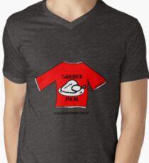 TShirt on TShirt by Alex  Men's V-Neck T-Shirt