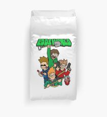 Eddsworld  Duvet Cover