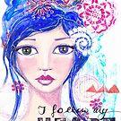 I follow my heart | Ich folge meinem Herzen von Stefanie Marquetant
