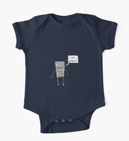 i am robot Kids Clothes