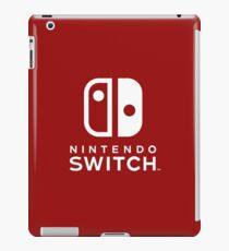 Nintendo SWITCH iPad Case/Skin