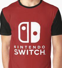 Nintendo SWITCH Graphic T-Shirt