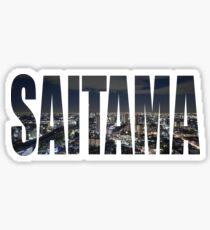 Saitama Sticker
