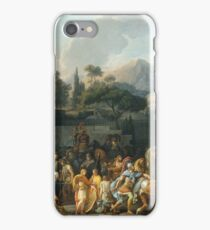 Carle - The Triumph Of Aemilius Paulus iPhone Case/Skin