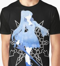 Weiss RWBY Graphic T-Shirt