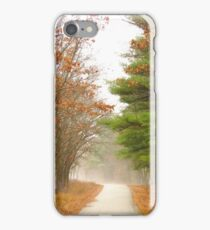 Deciduous & Pine iPhone Case/Skin