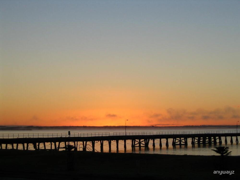 Sunrise by anywayz