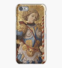 Carlo Crivelli - Saint George iPhone Case/Skin
