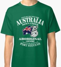 Australia - Koala & Flag Map  Classic T-Shirt