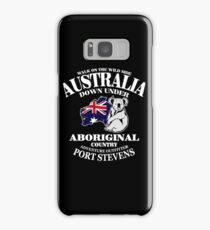 Australia - Koala & Flag Map  Samsung Galaxy Case/Skin