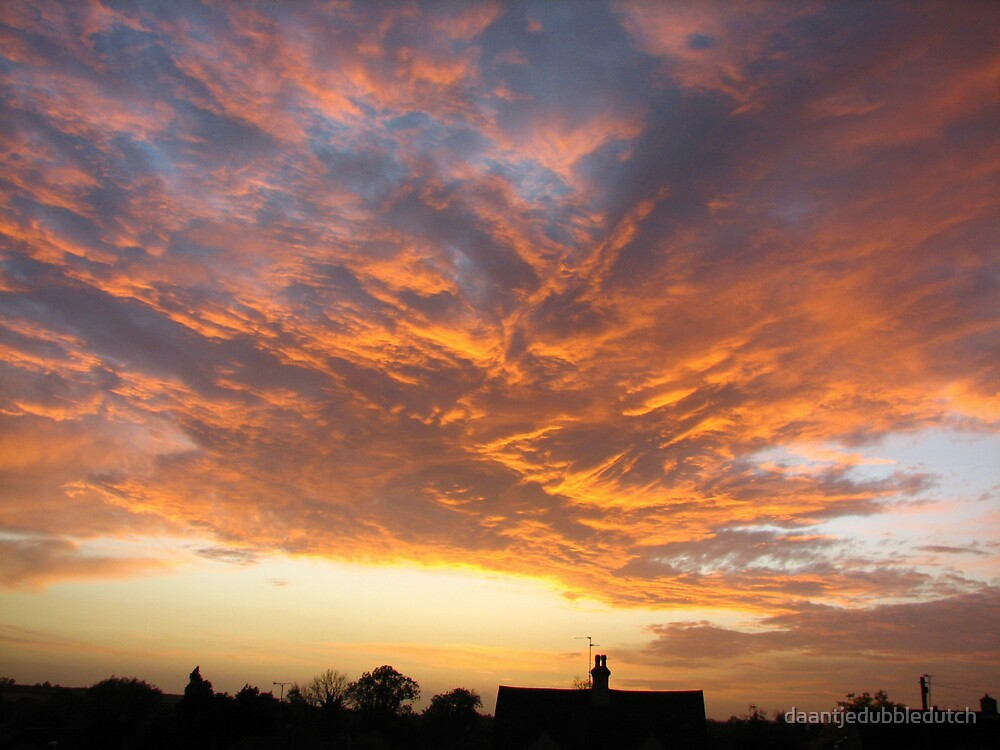 land in the sky by daantjedubbledutch