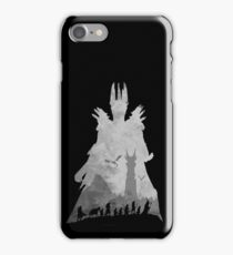 Sauron & The Fellowship iPhone Case/Skin