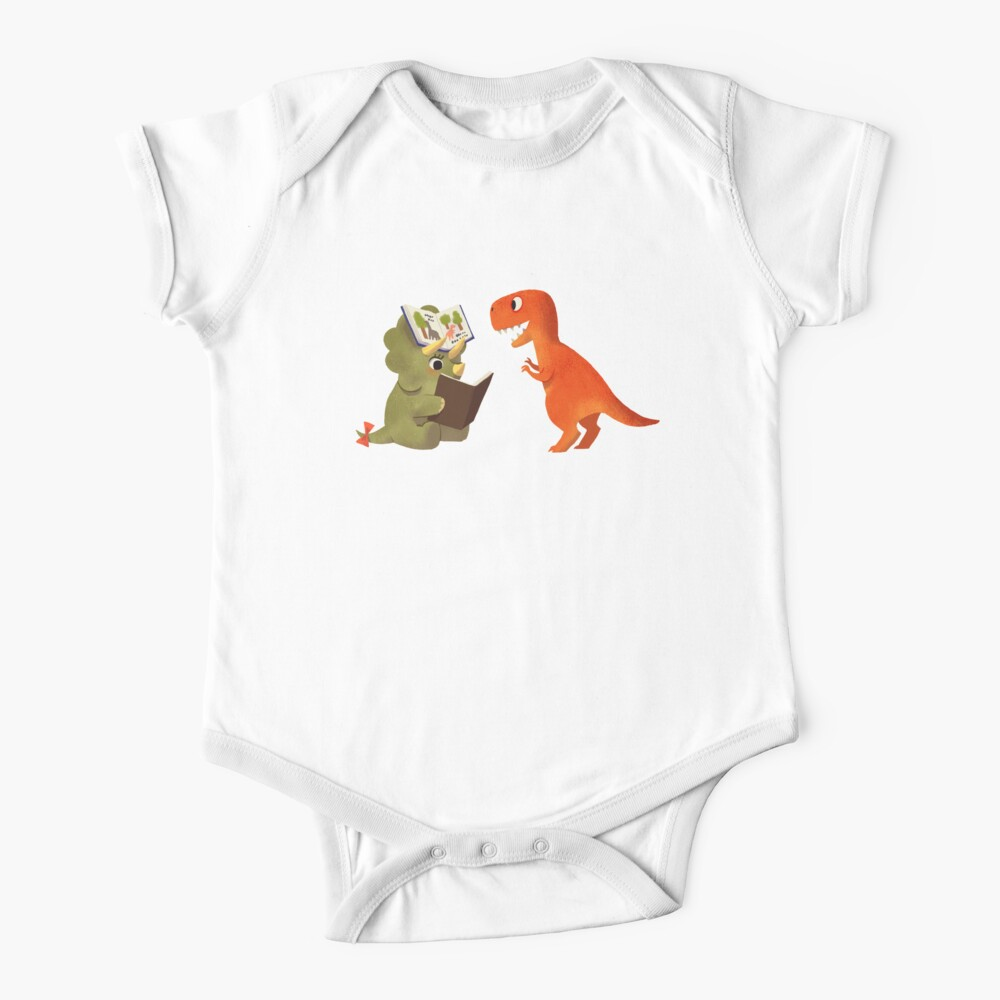 BOOK DINOSAURS 04 Baby One-Piece