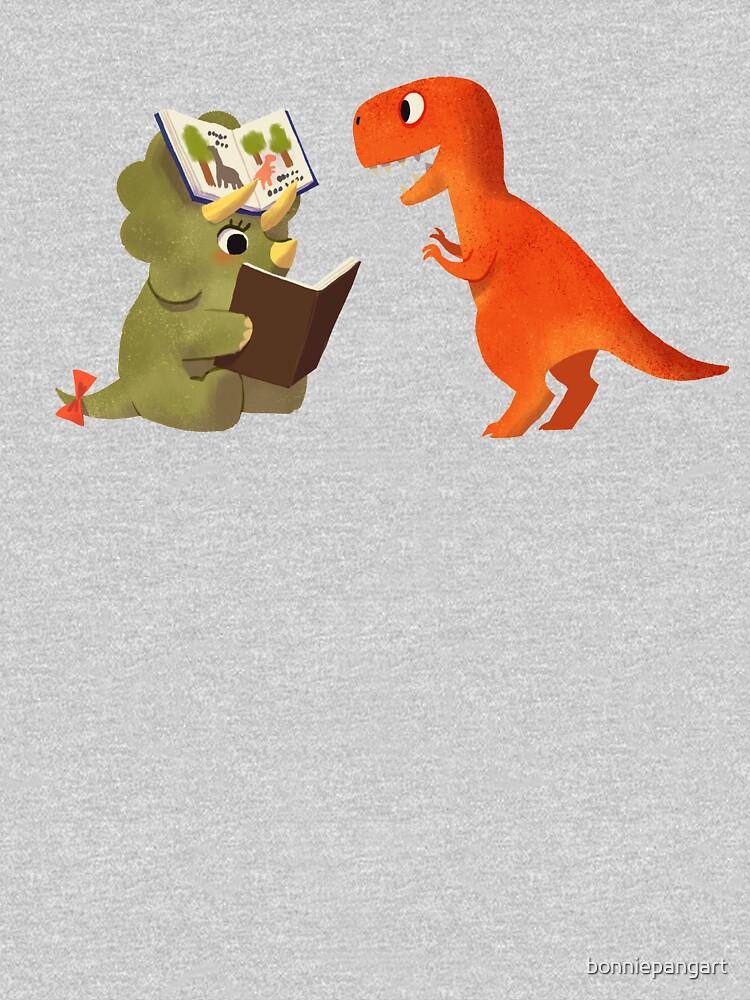 BOOK DINOSAURS 04 by bonniepangart