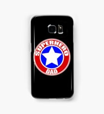 Superhero Dad Samsung Galaxy Case/Skin