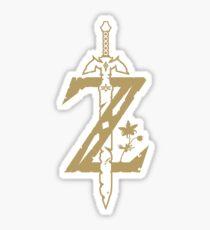 Legend of Zelda - Breath of the Wild Sticker Sticker
