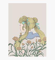 Sailormoon - Usagi Tsukino Photographic Print