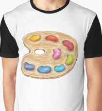 art palette Graphic T-Shirt