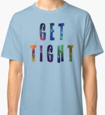 GET TIGHT - SCI - String Cheese Incident - Psychedelic Fractal Classic T-Shirt