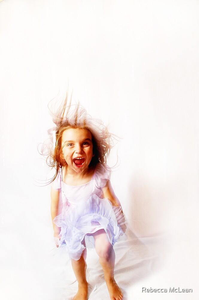 Crazy Dance !! by Rebecca McLean