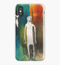 i like to swim iPhone Case