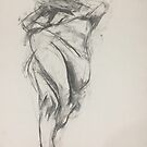 Aimee on point  by BM Ruskin