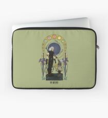 Lilac and Gooseberries Laptop Sleeve