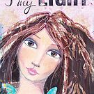 I shine my light von Stefanie Marquetant