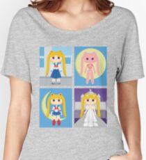 Sailor Moon Women's Relaxed Fit T-Shirt