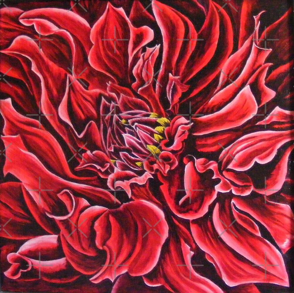 flower by dnlddean