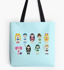 Sailor Senshi Tote Bag