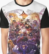 Blazblue All Characters Graphic T-Shirt