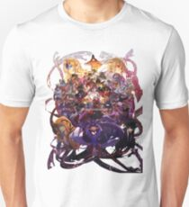 Blazblue All Characters Unisex T-Shirt