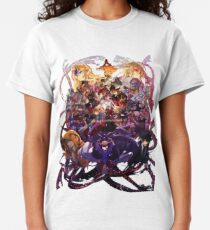Blazblue All Characters Classic T-Shirt