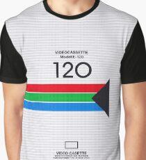 VHS E-120 Graphic T-Shirt