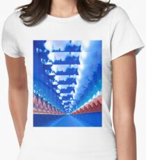 Infinity Landscape Women's Fitted T-Shirt