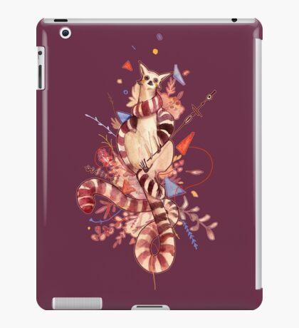 El príncipe lemur iPad Case/Skin